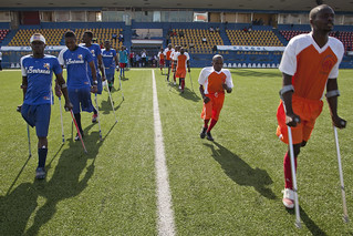 Disabled Soccer | by United Nations Stabilization Mission In Haiti