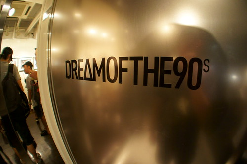 DREAM OF THE 90s 20120904 | by rxyoxda
