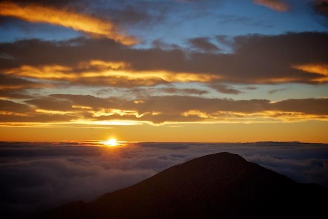 Sunrise On Maui At Haleakala Read The Blog Post About