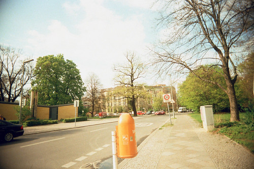 Even the Rubbish Bins in Berlin are Cool | by Tara Holland