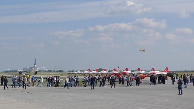 Türkische Kunstflugstaffel abgeplant