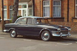 1963 Humber Super Snipe | by Jamie-A