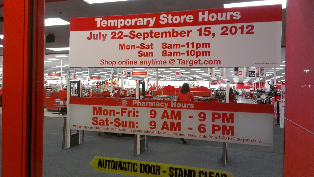Target ames iowa temporary store hours still up flickr