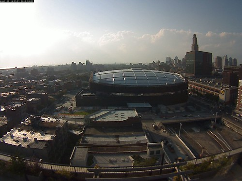 Barclays Center Arena - 20120922_1653 | by atlanticyardswebcam02