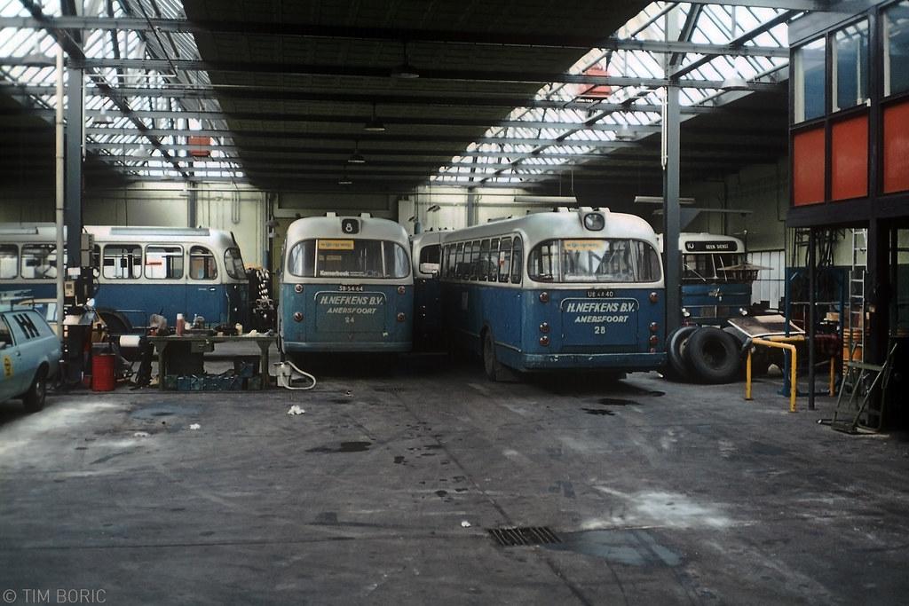 Garage Nefkens Amersfoort : Garage henri nefkens amersfoort een kijkje in de busgaragu flickr