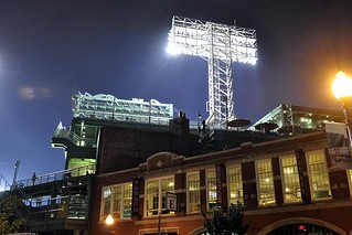 The Lights Go Out at Fenway | by AntyDiluvian