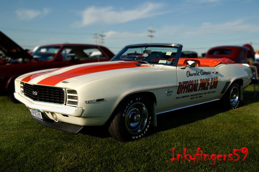 69 Camaroe Pace Car Jim Sturm Flickr