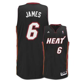 NBA Miami Heat LeBron James Swingman Jersey | by basketballjerseyz