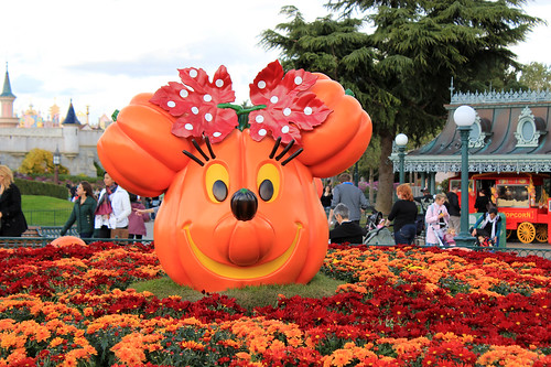 Minnie is a Jack o' Lantern | by House Of Secrets Incorporated
