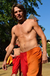 Sexy Shirtless Gypsy (6) Crop | by Dysonstarr