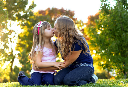 There is nothing better or stronger than the bond between for The bond between mother and daughter