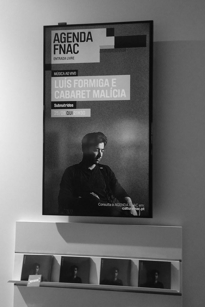 Luís Formiga e Cabaret Malícia