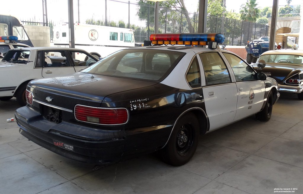 LAPD - 1996 Chevrolet Caprice (5) | rwcar4 | Flickr