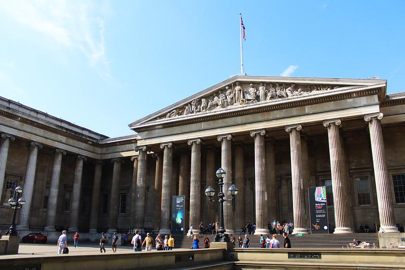 Lontoo päivä 1 1 british museum