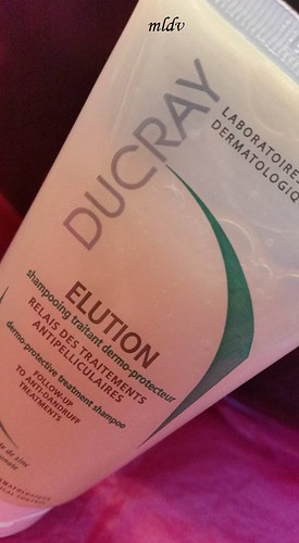 revue shampooing ducray elution