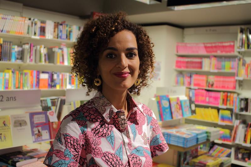 Leïla Slimani - Librairie Decitre à So Ouest