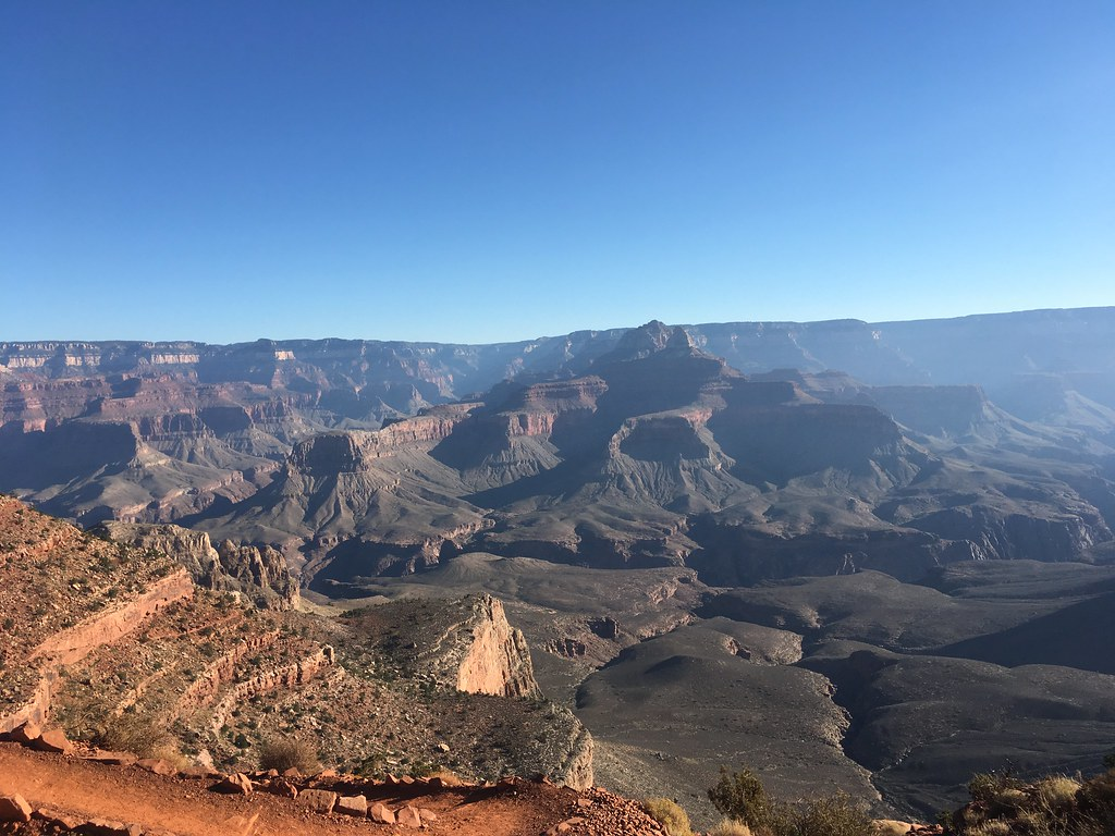 It takes to understand why the Grand Canyon is Grand.