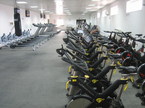 cardio room of the north camp gym this place was the cente flickr. Black Bedroom Furniture Sets. Home Design Ideas