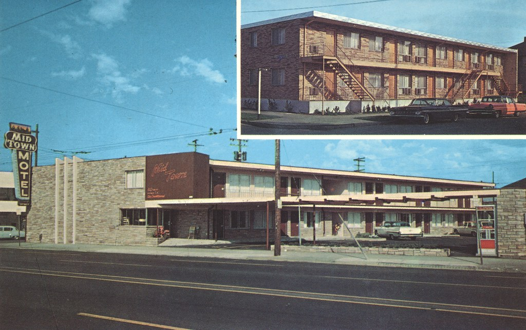 Midtown Motel - Portland, Oregon