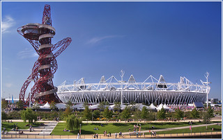 THE ORBIT AND OLYMPIC STADIUM | by Dave.j.m.