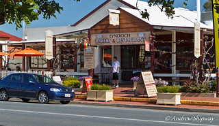 Lyndoch Bakery, Lyndoch, Barossa Valley, Sept'12 | by andrew52010
