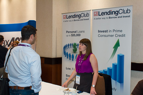 Lending Club Booth | by marubozo