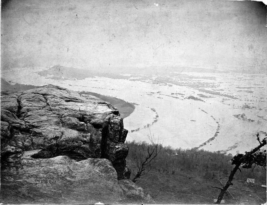 chattanooga in the flood of 1867