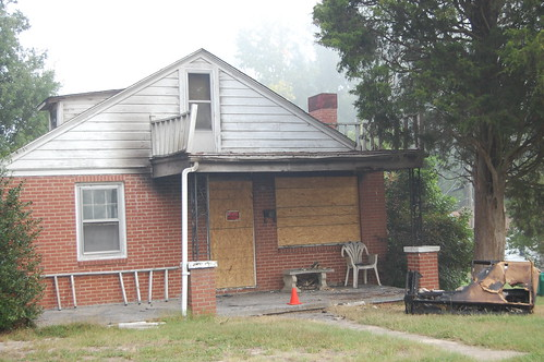 Old Home Place Burned | by Donald Lee Pardue