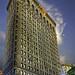 NYC flatiron in Morning light-