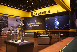 Kennametal IMTS '12 | by Paul M. Fine