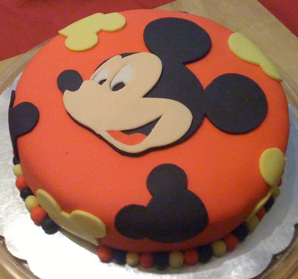 Mickey Cake Pan