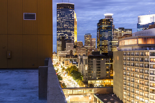 Downtown Minneapolis Nicollet Mall | by JephJondahl