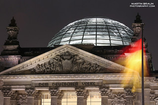 Reichstag in Berlin | by martinbraunphotography.com
