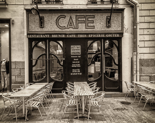 CAFE | by chilirv