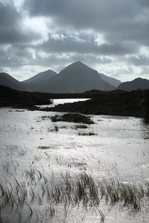 Cuillins just before a storm | by Princess_Elbereth