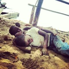crianças de Rholas