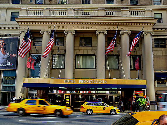 Hotel Pennsylvania Ny Phone Number