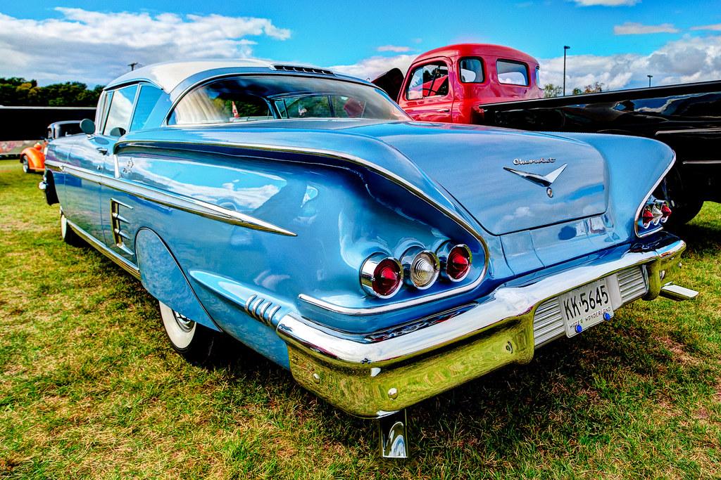 Chevrolet Impala HDR Capac MI Fall Car Show Flickr - Thomas chevrolet car show