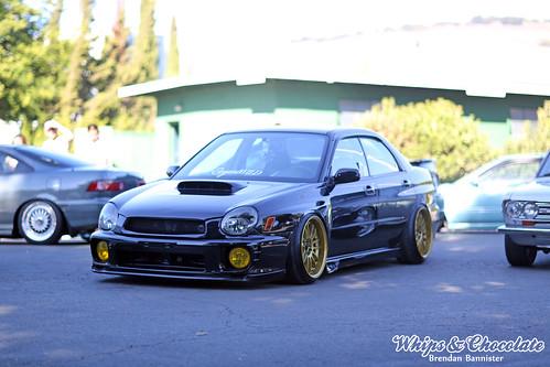 Subaru Wrx Forum >> Bugeye WRX on Rota SVNs | Brendan Bannister | Flickr