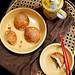 Chinese BBQ Pork Flaky Pastries (Char Siu Soh)
