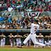 Minnesota Twins Joe Mauer #7 on September 29, 2012