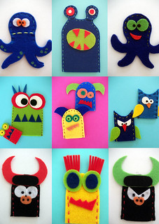 finger puppets | by NeusaLopez