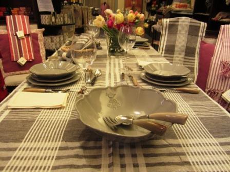 Toscana lovers siena tovaglie antiche per case moderne - Tovaglie da tavola moderne ...