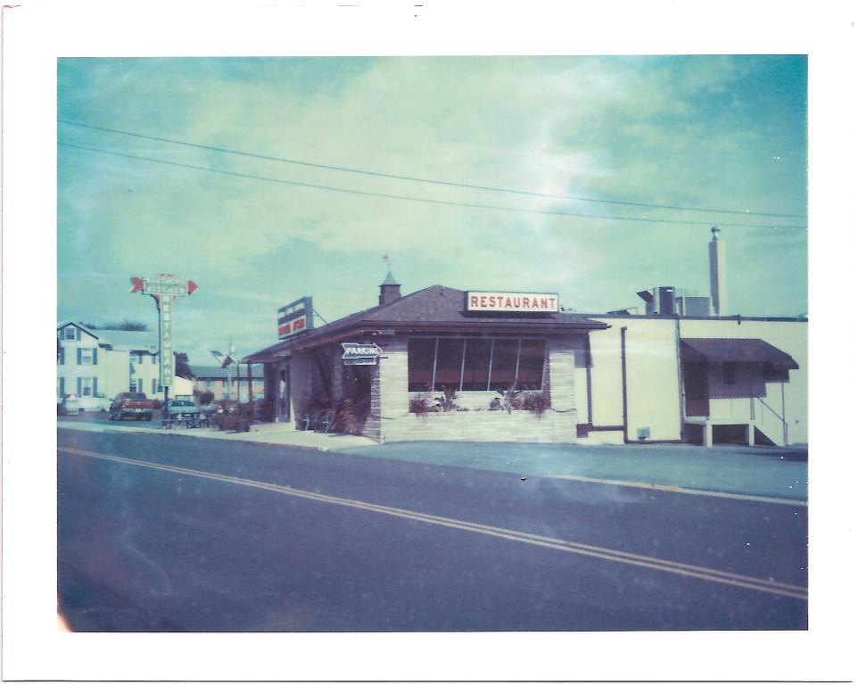 New Market Va Southern Kitchen Restaurant Polaroid Colorp Flickr