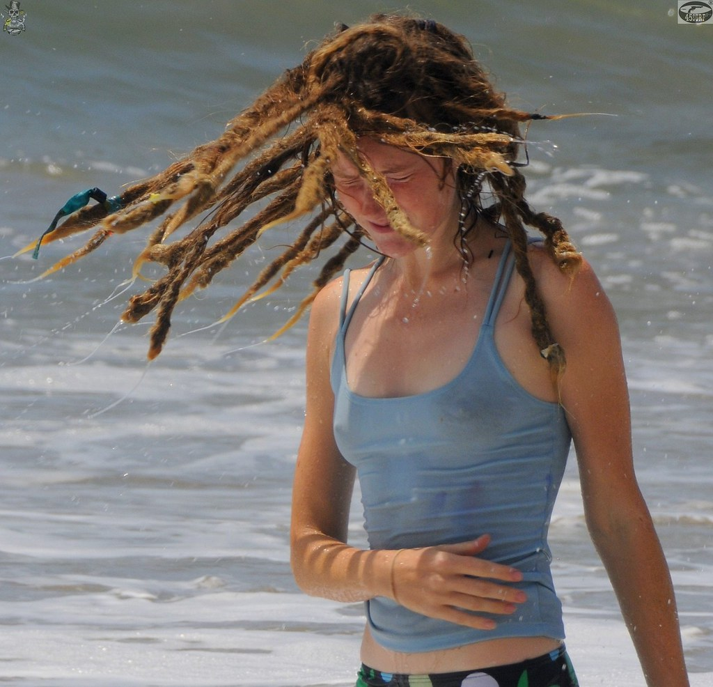Dreadlocks Rock Swimsuit Bikini Model Goddess Photoshoot Flickr