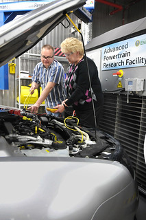 Argonne's thermal cell facility puts vehicles to the test | by Argonne National Laboratory