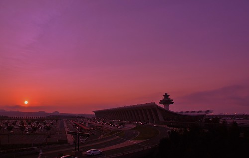 Dulles at Sunrise | by Stephen Little