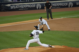 Taken at the Yanks-O's Game on 8/31/12 | by kowarski