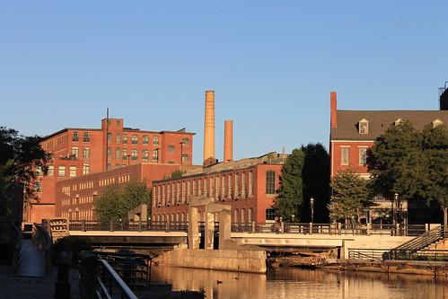 Downtown Lowell MA dwhittker