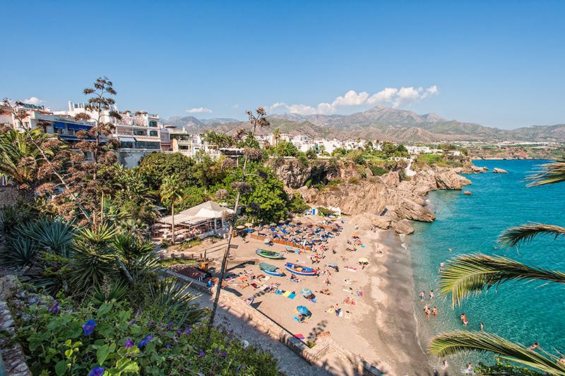 Resultado de imagen de Calahonda EN Malaga playa